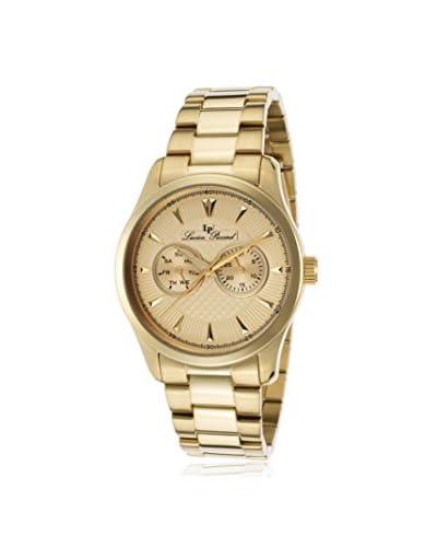 Lucien Piccard Men's LP-12761-YG-10 Stellar Gold-Tone Stainless Steel Watch