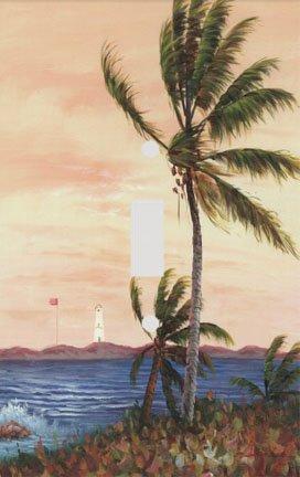 Palm Tree Lighting front-420781