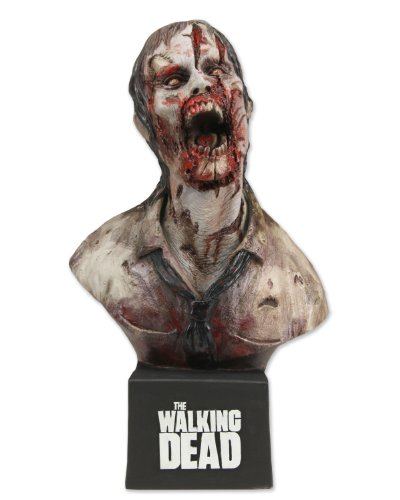 NECA SDCC Exclusive The Walking Dead Deer Eating Zombie Mini Bust (Walking Dead Mini Bust compare prices)
