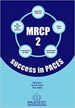 Mrcp paces books