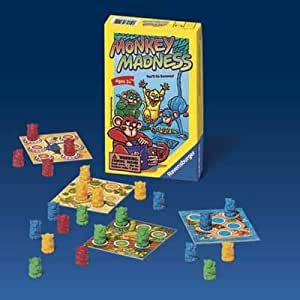 Monkey Madness Game