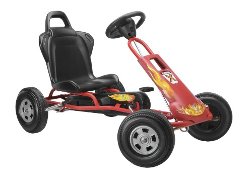 Ferbedo Tourer T-1 Go Kart - Red