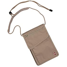Victorinox Deluxe Concealed Neck Pouch