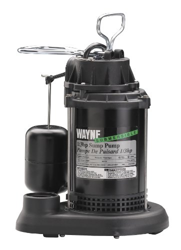Good 2015 Sale WAYNE SPF33 Thermoplastic Submersible Sump Pump With