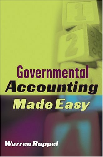 Image for Governmental Accounting Made Easy