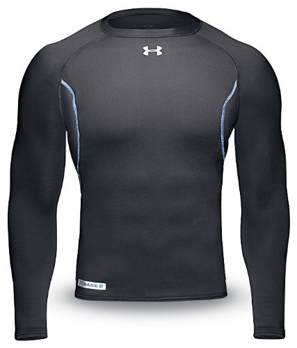 Men's ColdGear® UA Base® 2.0 Crew Tops by Under Armour