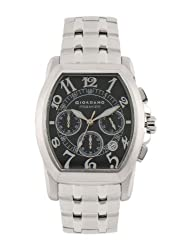Giordano Analog Black Dial Mens Watch - P108-11