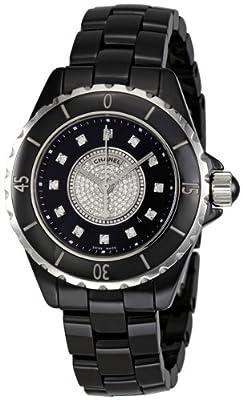 Chanel Women's H2122 J12 Diamond Dial Watch from Chanel
