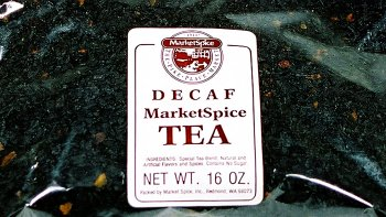 MarketSpice Decaf Tea 1 BagB0006LSIIE