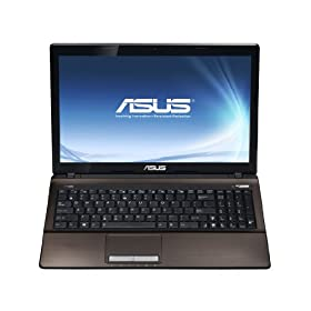 ASUS K53E-DS52 15.6-Inch Laptop