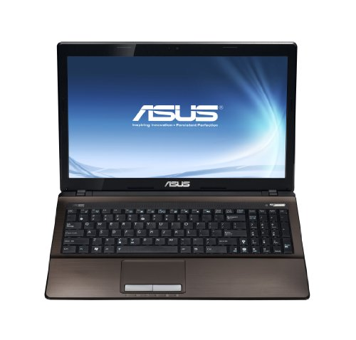 ASUS K53E-DH91 15.6-Inch Versatile Entertainment Laptop (Mocha)