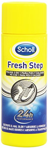Scholl Deodorante in polvere per piedi e calzature- 75 ml