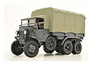 Amazon.com: Wespe Models Pwes 48077 1:48 Fiat Spa Dovounque 35 Ready