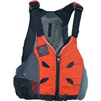 Astral Buoyancy V-Eight Life Jacket (Medium/Large) - Orange