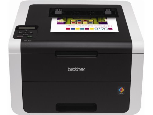 Brother Printer HL3170CDW Wireless Color Printer with Wireless Networking and Duplex for Small Businesses