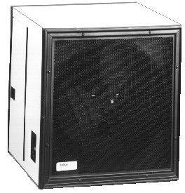 Image of LA-1400M Media Air Cleaner - 230v, AC/60Hz/3 amps - White Cabinet Finish (LA1402MW)