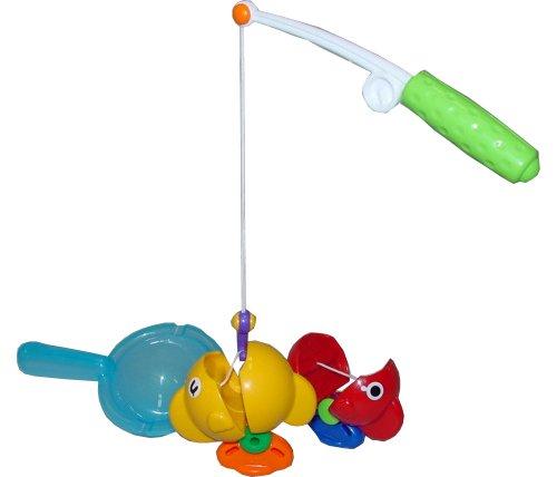 Ofurode Fishing Fishing Bath Toy front-1021568