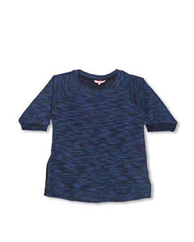 Ada Gatti Camiseta Niñas Hessonite Azul