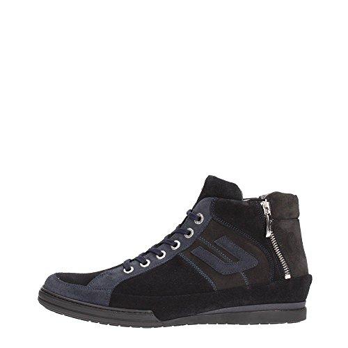 4US CESARE PACIOTTI MMGU6 Sneakers Uomo Crosta Ardesia/Blu Ardesia/Blu 43