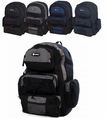 HiTec Backpack Sports Rucksack Mens Womens Boys Girls Gym School Travel Cabin Bag by Hi Tec