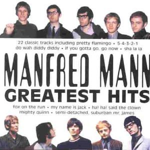 MANFRED MANN - Manfred Mann Greatest Hits - Zortam Music
