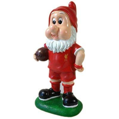 Liverpool FC Garden Gnome – Retro – Football Gifts