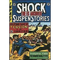 Picture of EC ARCHIVES: Shock SuspenStories Vol 2 (Hardcover) cover