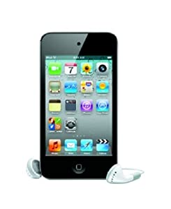 Apple iPod touch 64 GB Black (4th Generation) (Discontinued by Manufacturer)