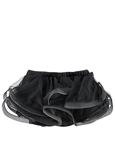 NAME IT - Gonna -  Bebè femminuccia nero 116