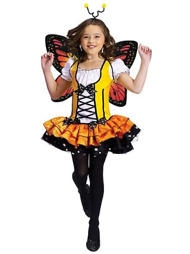 Butterfly Princess Kids Costume