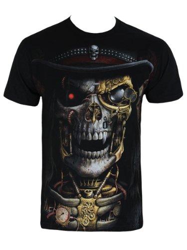 Spiral - Steam Punk Reaper (T-Shirt Uomo XL)