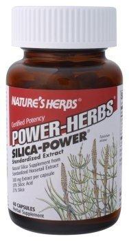 Natures silice Herbes Puissance Puissance Cert