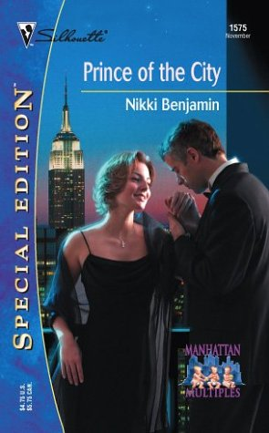 Prince Of The City (Manhattan Multiples, Book 5)