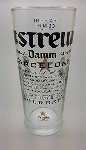 estrella-damm-half-pint-glasses-10-ml-248-millilitri-set-da-6