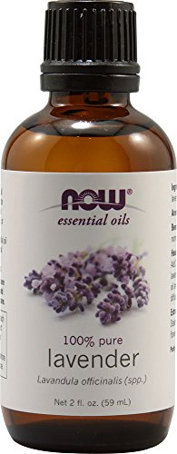 NOW Foods Essential Oils Lavender -- 2 fl oz