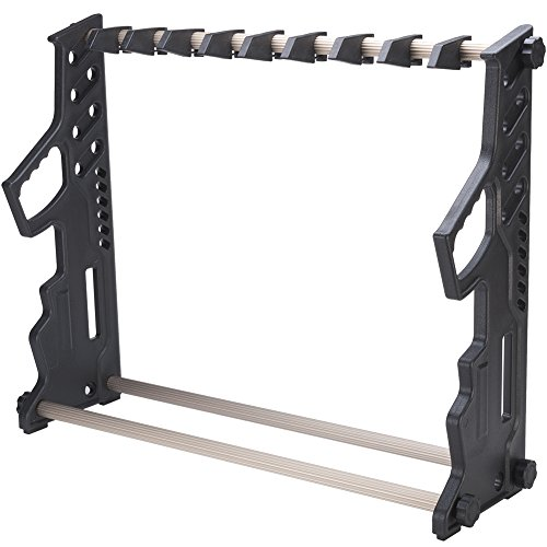 Evike Portable Rifle Gun Rack for Professionals and Personal Teams - (34830) (Spas 12 Gun compare prices)