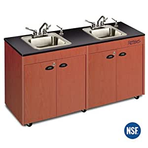 Presenza Deluxe Utility Sink And Storage Cabinet : ... kitchen bath fixtures laundry utility fixtures laundry utility sinks