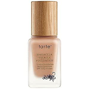 Tarte Maracuja Miracle Foundation 12-Hour Broad Spectrum SPF 15 Tan 1 oz