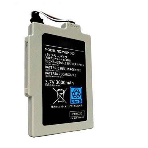 Awardpedia Wii U Game Pad Battery Pak