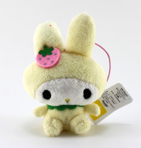 Furyu Official Sanrio My Melody Plush Strap  4