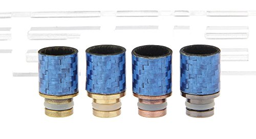 carbon-fiber-brass-hybrid-510-drip-tip-4-pieces-19mm-ships-one-of-each-color