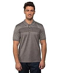 Mavango Casual Basic Gray T-shirt for Men