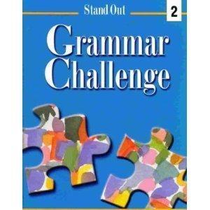 Stand Out Grammar Challenge: Workbook Level 2