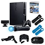 41P9gGTYdZL. SL160  Why Playstation 3 320GB Still Popular? xbox wii WiFi video game storage sony PS 4 Orbis popularity playstation 3 PlayStation nvidia Controller connectivity