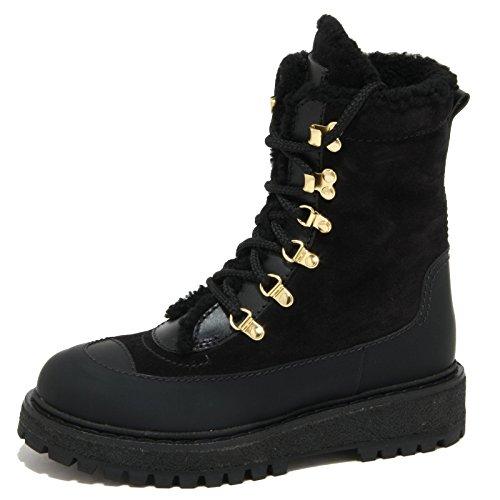 0949O stivaletto CAR SHOE nero stivaletti donna boots women [36]