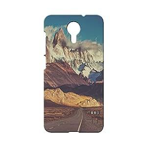 BLUEDIO Designer Printed Back case cover for Micromax Canvas E313 - G5176