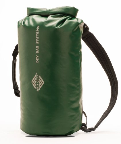 Aqua Quest Aqua-Quest 'Mariner' Waterproof Backpack Dry Bag Day Pack - 10 L - Green Model at Sears.com
