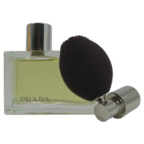 Prada By Prada For Women Eau De Parfum Spray Refillable 2 7 Ounces