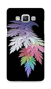 Amez designer printed 3d premium high quality back case cover for Samsung Galaxy A5 (Wings leaves)
