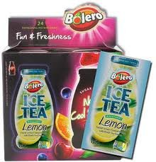 sugar free Ice Tea Lemon, instant.Bolero-6 sachets-
